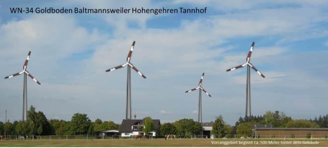 WN-34 Goldboden Hohengehren