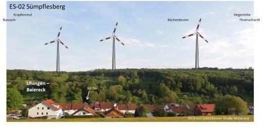 Baiereck ES-02 Sümpflesberg